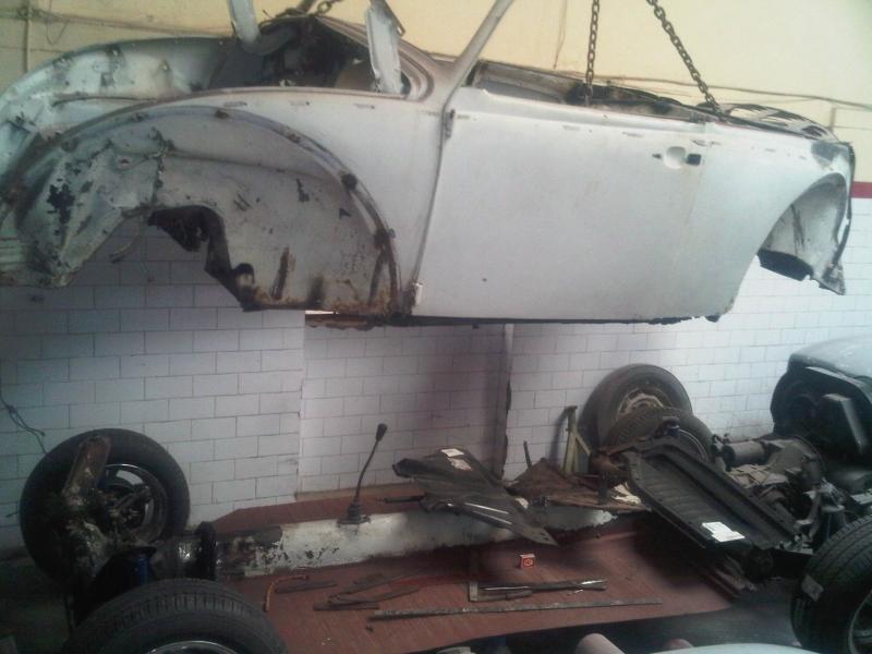 Automobile Restoration - Vintage Cars - Car Restoration Experts ...